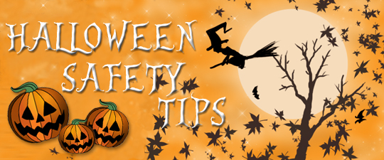 Halloween Fire Safety Tips Halloween Safety Tips